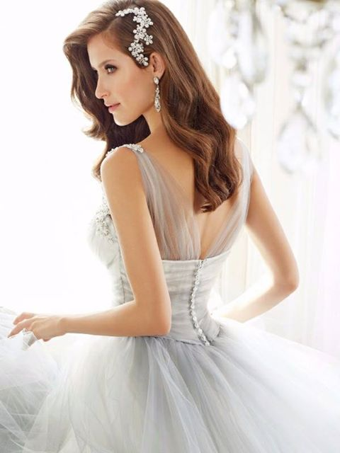 Hair Extensions give you extra length, fullness and volume for your wedding day