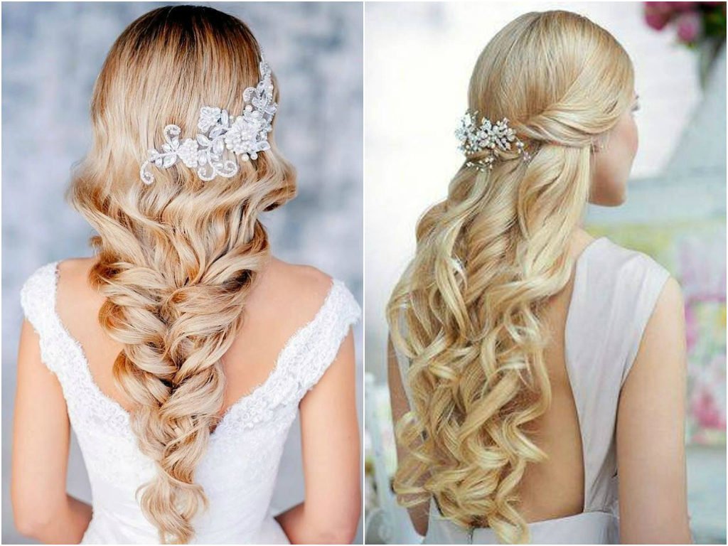 how to get beautiful hair on your wedding day with hair extensions