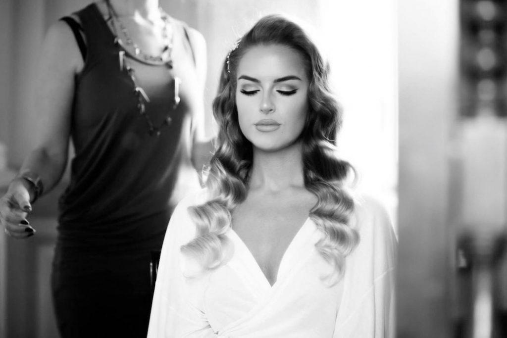 Vicki Lord Wedding Hair Instagram All Sta